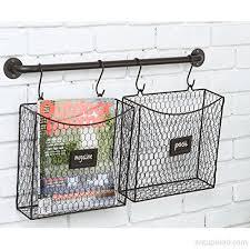 metal hanging modular en wire