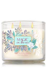 bath and body works elmhurst bath body works magic in the air candle reviews