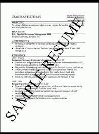 How To Do A Resume For A Job Extraordinary How To Make Simple Resume For A Job How To Do A Simple Resume 28