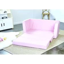 couch bed for kids. Kids Fold Out Chair Toddler Flip Sofa Couch Bed For