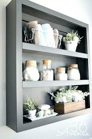 bathroom shelves decor. Interior How To Decorate Bathroom Shelves Awesome Decorating With Floating Within 5 From Powder Room Wall . Decor O