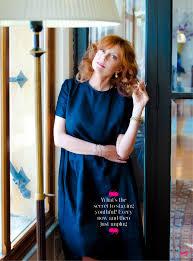 Susan Sarandon - Good Housekeeping UK January 2020 Issue • CelebMafia