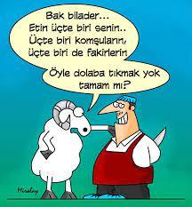 Kurban Bayramınız Mübarek olsun.... - Miralay Karikatür Mizah | Facebook