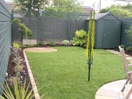 fence garden ideas. painted shed example garden with beforeafter photos fencing trellis ideas fence l