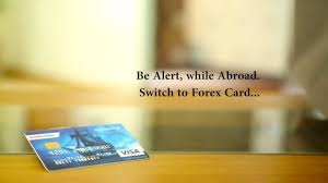 travel card multi currency card
