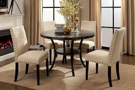 dining table chairs set cm3323rt 2xcm3323sc2pkx50w