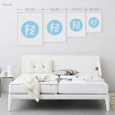 inspirational frames for office. Motivational Typography Work Quotes A4 Big Canvas Art Print Poster Wall Picture Office Living Room Decoration Painting No Frame-in \u0026 Calligraphy Inspirational Frames For F