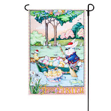 easter mary engelbreit garden flag