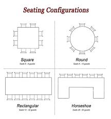 Banquet Seating Layout Seating Arrangement Yogiandyuni Com