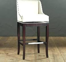 upholstered swivel bar stools. Upholstered Swivel Bar Stools Stool With Arms Marvelous And Backs Wooden Counter .