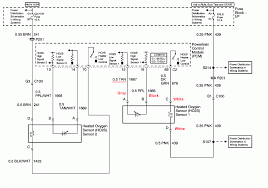 2002 chevy cavalier oxygen sensor made wiring diagram wire goes so it should be