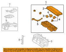 gm car truck interior switches controls for cadillac srx cadillac gm oem 10 11 srx 3 0l v6 fuse box fuse