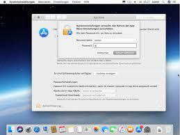 Mac os update