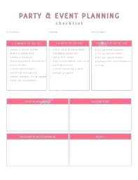 Event Planning Proposal Event Planning Template Doc