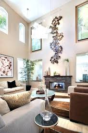 how to decorate a tall wall in living room inspiring design high ceiling decor decorating tall wall decor