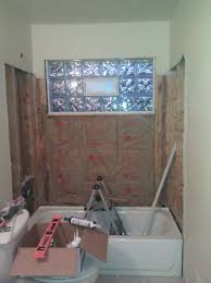 Glass Block Window In Shower Window In Shower What Would You Do 6621 by guidejewelry.us