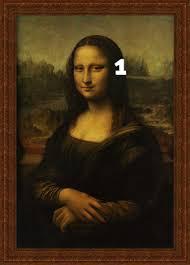 Fotoproekt. <b>Mona Lisa</b> (La Gioconda). <b>Collage</b> with your chosen ...