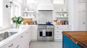 Simply White Kitchens