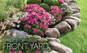 Front Yard Garden Designs Cool Front Yard Landscaping Ideas Improvements Blog