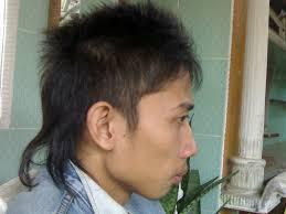 Korean Hair Style Boys korean hairstyle for men semi mohawk taper fade mohawkbarber 5769 by wearticles.com