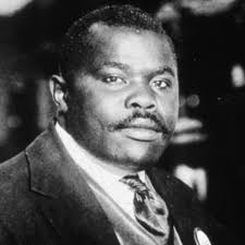 marcus garvey biography