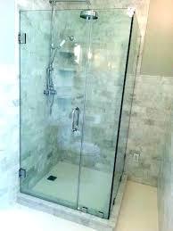 shower doors cost enclosures tn with modern frameless door installation glass estimate