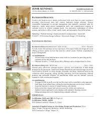 interior design resume sample pertaining to ucwords - Interior Designer  Resume Sample