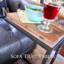 Small Picture Best Source for Affordable Sofa Tray Tables Country Design Style