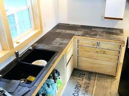 tiling a installing tile kitchen s over formica adhesive install laminate and