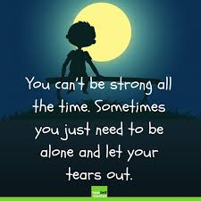 Alone Quotes Delectable Feeling Alone Quotes Status For Whatsapp Facebook With Images