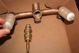replace bathtub faucet valve stem how to install bathroom faucet with replacing bathtub faucet