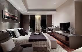 Luxus Schlafzimmer Design Kombiniert Mit Modernen Tv Und Einfachen