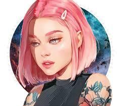 Ucieczka przed miłością [SasuSaku] | Digital portrait art, Cartoon art  styles, Girly art