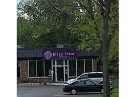 bliss flow yoga and wellness center