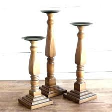 diy tall candle holders tall candle holders wooden candle holders tall set of 3 wooden candle diy tall candle holders