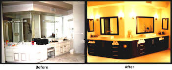 After Home Remodeling Before Before And After Bathroom Remodel - Bathroom remodel before and after pictures