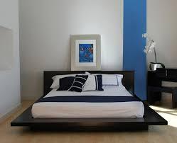 bedroom with black furniture. Blue Bedroom Black Furniture Photo - 1 With