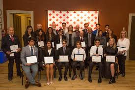Canada 150 Citizenship Awards Leona Alleslev