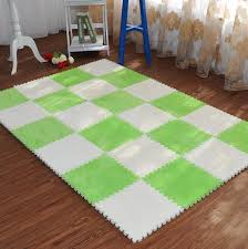 suede c soft eva mats foam interlocking carpet baby foam tiles