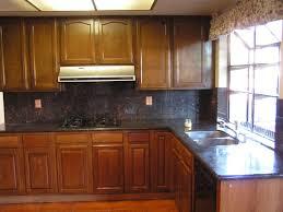Dark Stained Kitchen Cabinets Dark Stained Kitchen Cabinets Kitchen Remodels Make Stained