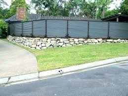 how to build a corrugated metal fence panels pictures of steel privacy design i instructions
