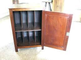 vinyl record storage furniture. Lp Album Storage Cabinet Record Furniture Image Of Vinyl With Door