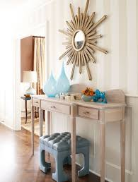 console table decoration ideas