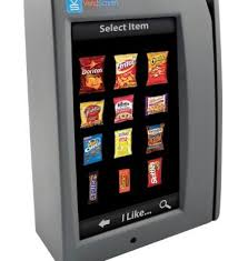 Touch Screen Vending Machine Japan Beauteous VendScreen Gives Boring Plain Vending Machines Touchscreen Coolness