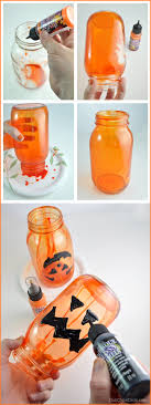 how to tint a glass mason jar for