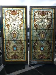 stained glass doors for antique stained glass windows doors for in valley architectural antiques