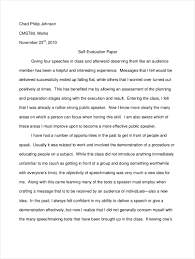 Evaluation Essay Examples Free 9 Evaluation Essay Examples In Pdf Examples