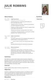 Legal Assistant Resume Delectable Legal Assistant Resume Samples VisualCV Resume Samples Database