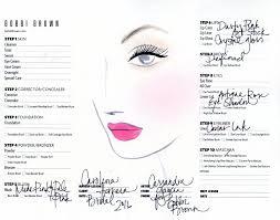 Bridal Fashion Week Ss16 Make Up By Bobbi Brown Funshion
