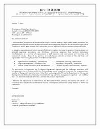 Cover Letter Examples Resume Elegant Cover Letter Example Cover
